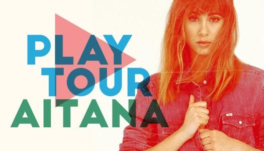 """Aitana cuelga el cartel de """"SOLD OUT"""" para su concierto de Barcelona"""