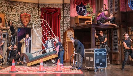 """""""La Función Que Sale Mal"""" la tronchante comedia en el Teatro de la Latina"""