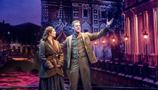 """La magia de """"Anastasia"""" el musical en pleno corazón de Madrid"""