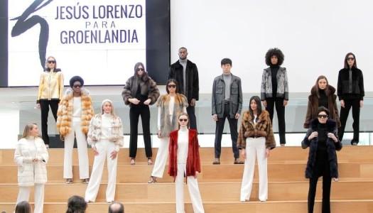 """Jesús Lorenzo para Groenlandia presenta su nueva colección """"So natural"""", un mix de naturaleza y sostenibilidad"""