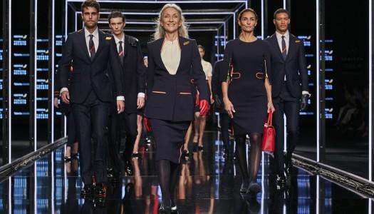 Iberia presenta sus nuevos uniformes diseñados  por Teresa Helbig en la MBFWM