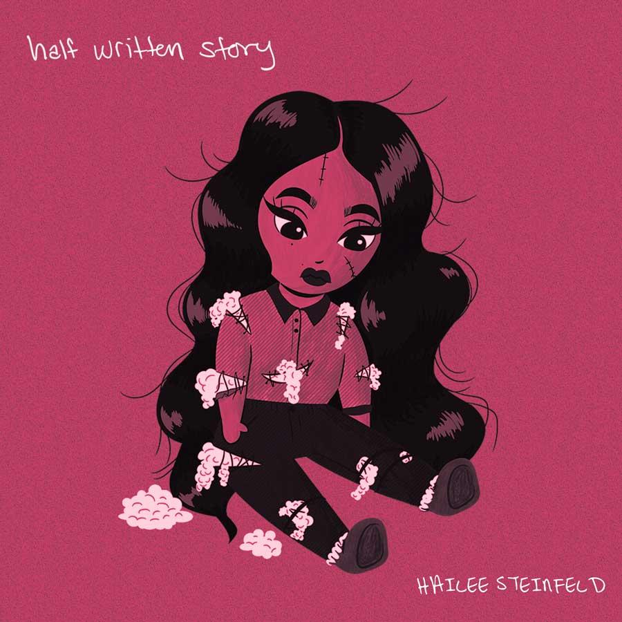 hailee-steinfeld-Half-Written-Story