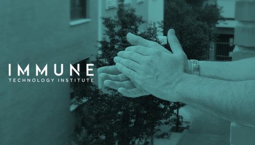 Immune Technology Institute lanza el único anuncio que aplaude por ti