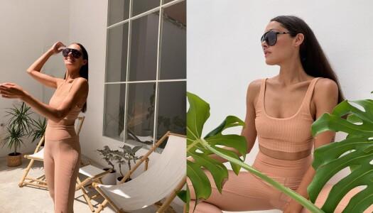 La marca de activewear (más viral) que no paras de ver en internet