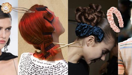 Esta colección tiene todos los accesorios para el cabello que son tendencia