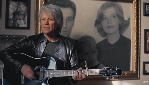 "BON JOVI LANZA EL NUEVO VIDEO DEL SINGLE ""STORY OF LOVE"""