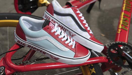 Vans y SE Bikes rinden homenaje a la cultura ciclista  urbana con una nueva colección