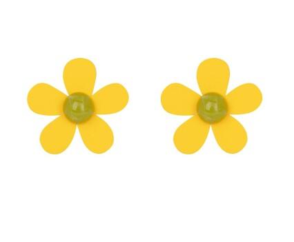 pendientes flower